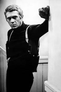 Steve McQueen / Bullitt / 1968