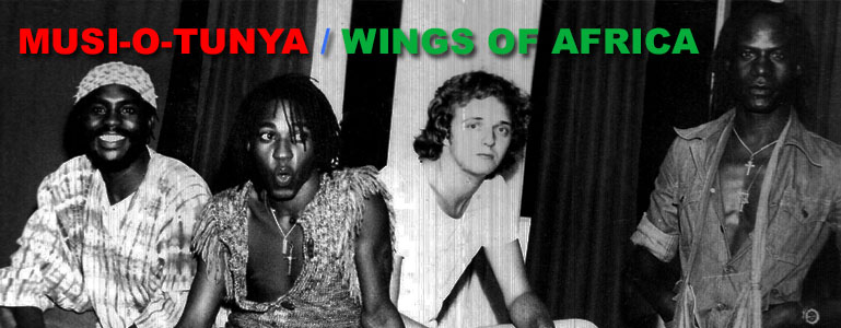 Musi O Tunya / Wings Of Africa / 1975