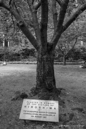 Hiroshima Memorial London