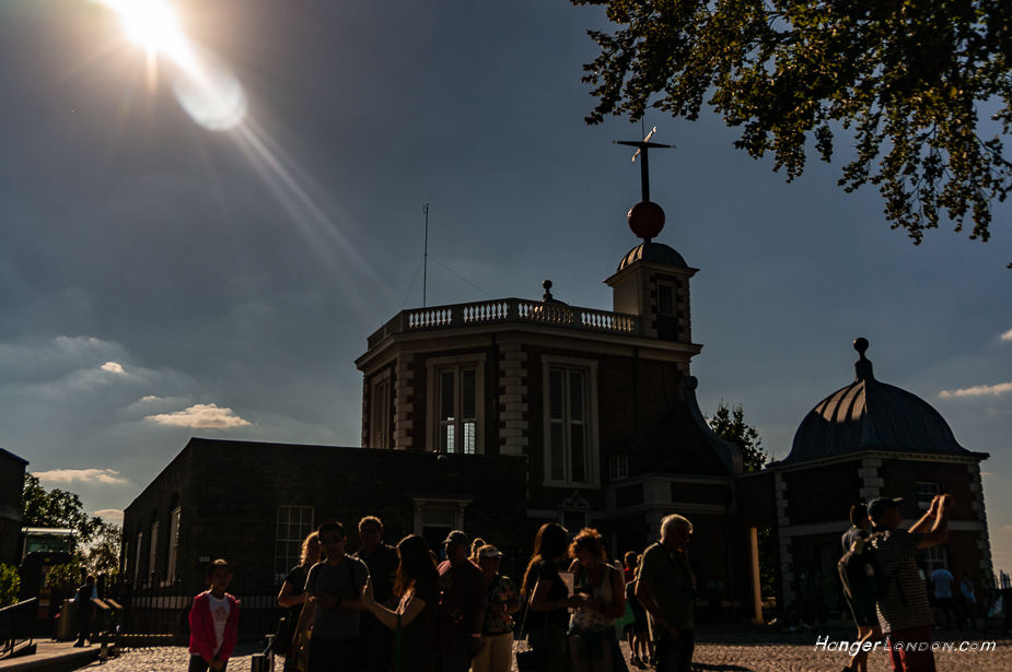 Royal Observatory Greenwich Summertime 2018