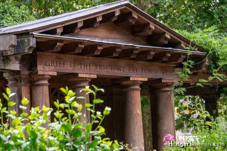 911 Memorial in London