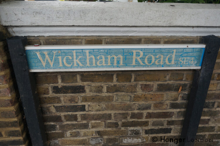 Wickham Road SE4