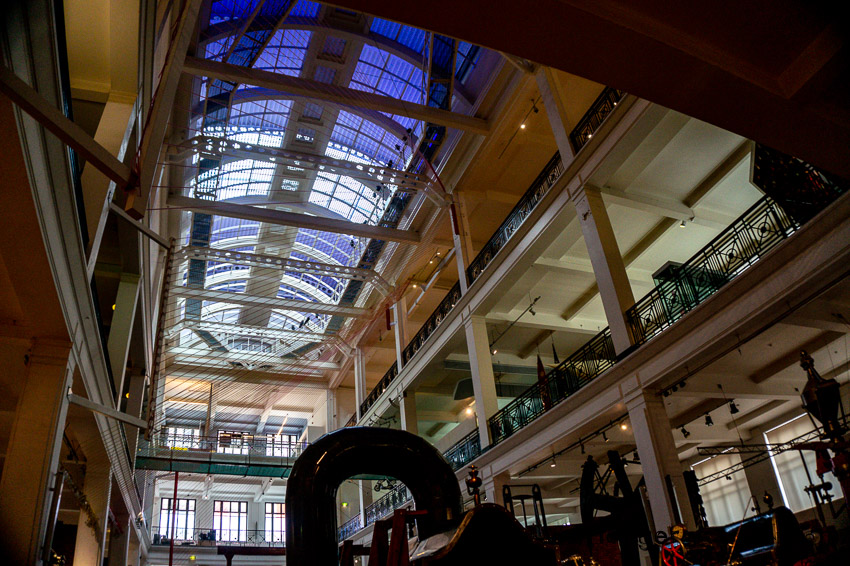 The Science Museum South Kensington