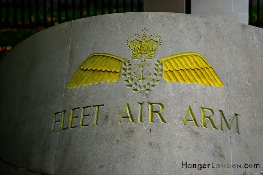 Fleet Air Arm Memorial ,opened 2000 also called Daedalus, Royal Naval Air Service