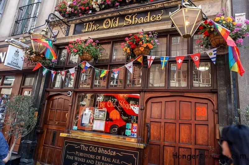 Pride style London Pub