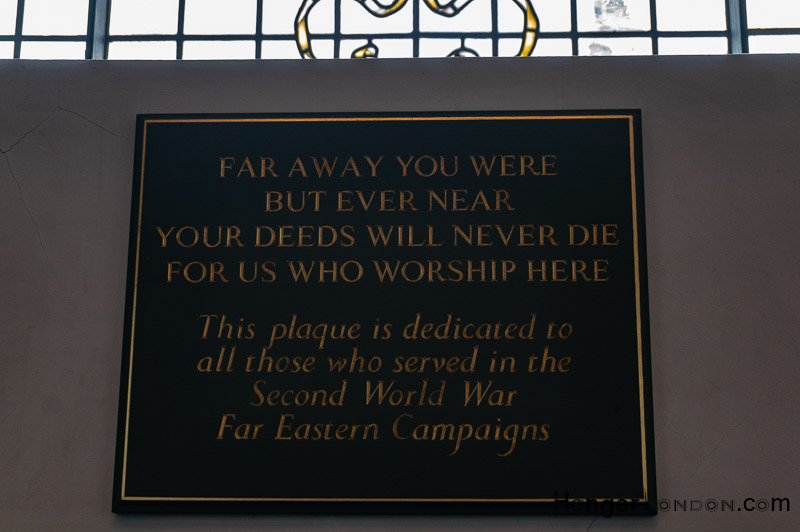 St Lawrence Jewry Remembrance