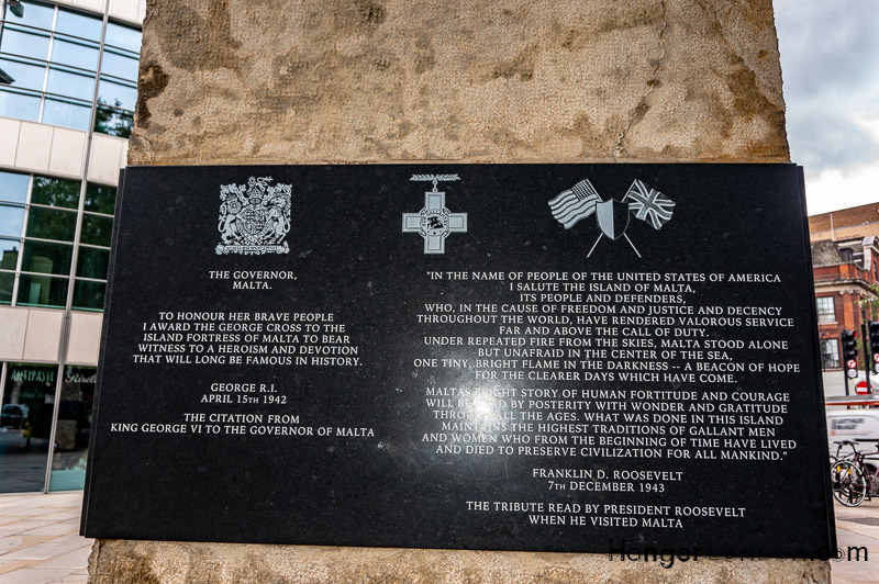 Malta Remembrance All Hallows by the Tower