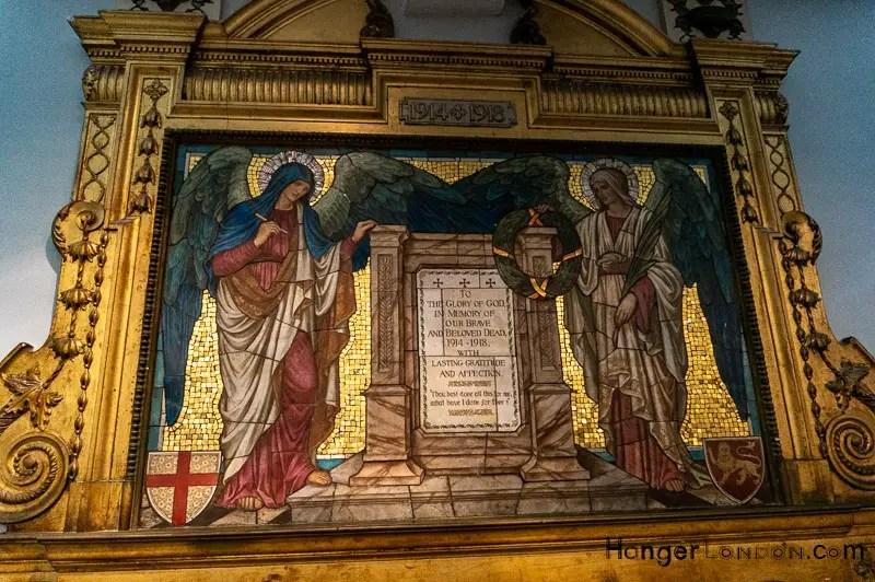 St Boltoph Bishopsgate Remembrance