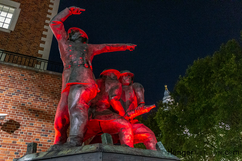 Blitz Memorial The National Fire Fighters Memorial