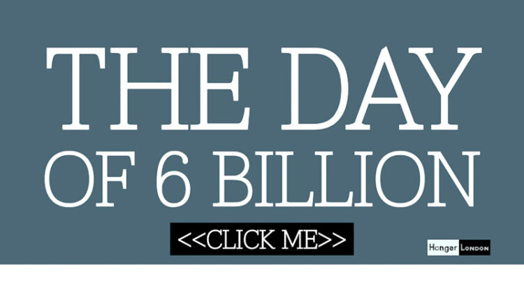 The day of 6 billion