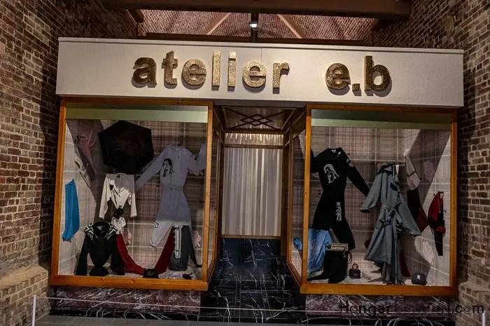 Atelier E.B Sackler Gallery Serpentine