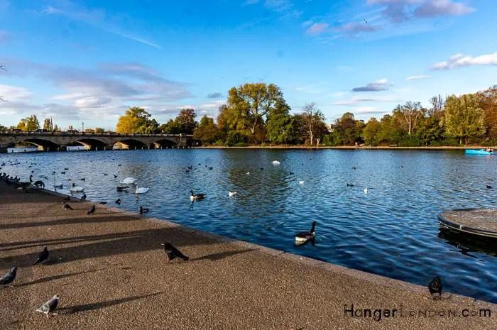 Serpentine Hyde Park