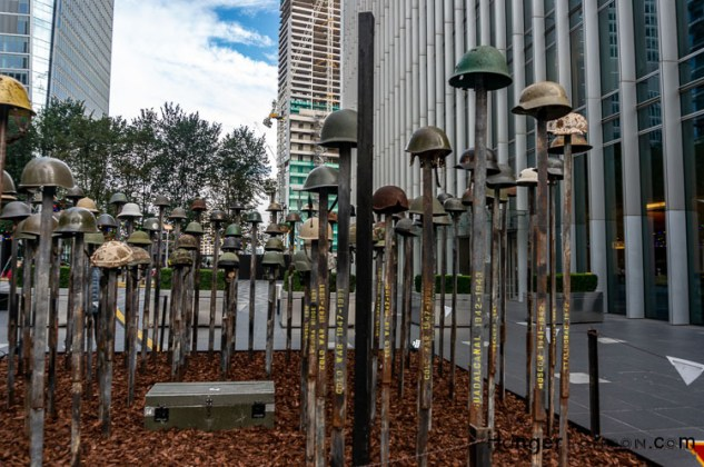 Lost Soldiers Montgomery Square Art Item 2