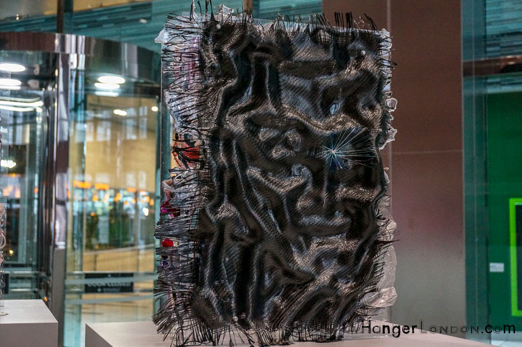 NIck Beighton Part 1 One Canada Square Lobby Art item 8