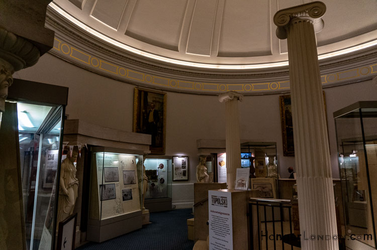 Rotunda Gallery Area Bank of England Museum