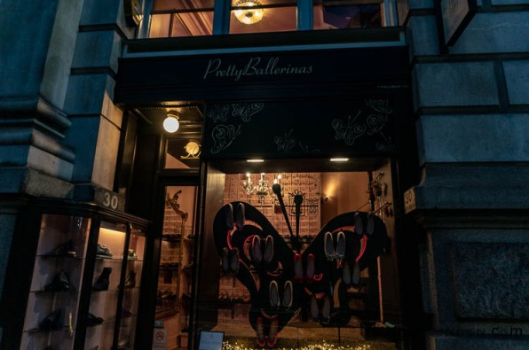 Pretty Ballerinas Boutique Royal Exchange
