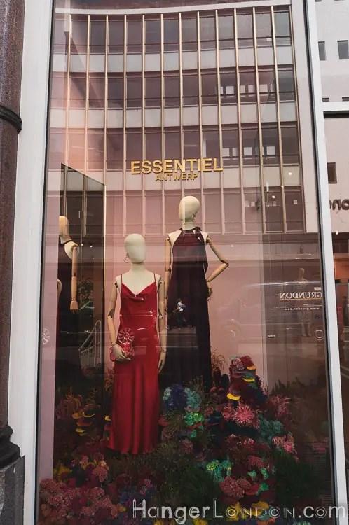 Essential Antwerp shop window in Bloom Chelsea