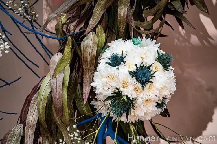chelsea in bloom Sloane Street flower ball