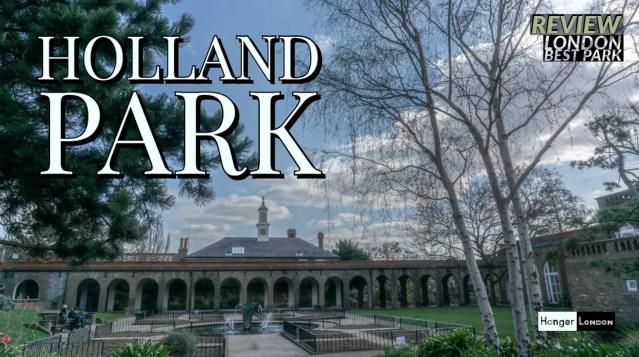 Holland park review