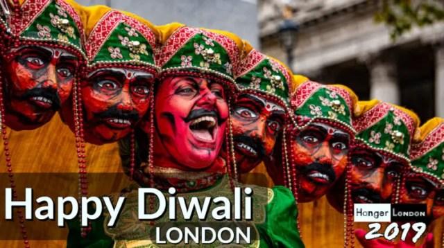 Happy Diwali London