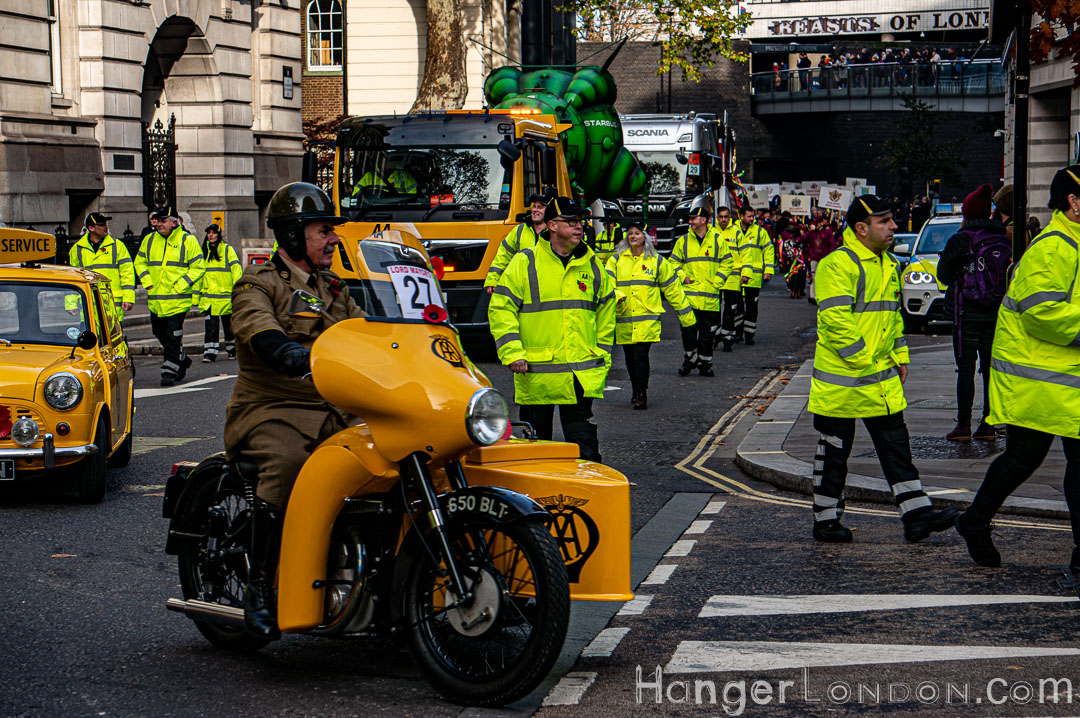 The AA Automobile Association Lord Mayor's Show