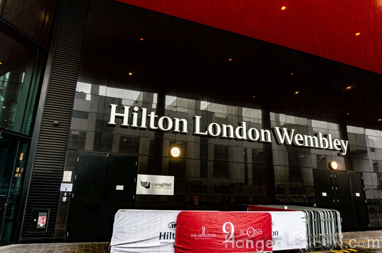 Hilton Wembley Arsenal