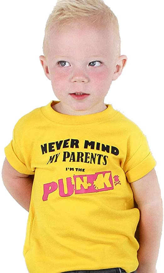 aby Moos Punk Baby & Kids T-Shirt for Boys or Girls 1