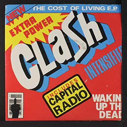 the cost of living ep 45 rpm single 1