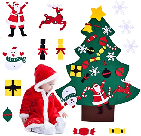 Christmas Tree for Toddlers 3.5ft 1