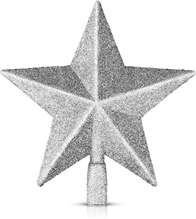 8 inch Star Christmas Tree Topper 1