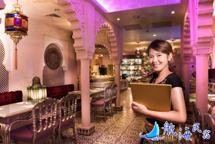墾丁航海民宿主人推薦-超值好康的摩洛哥餐廳 @YA !野旅行-玩樂全世界
