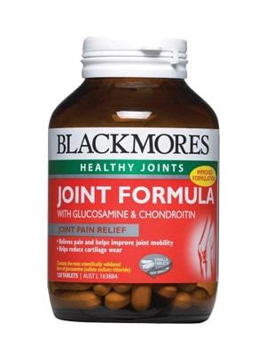Blackmores Joint Formula With Glucosamine & Chondroitin