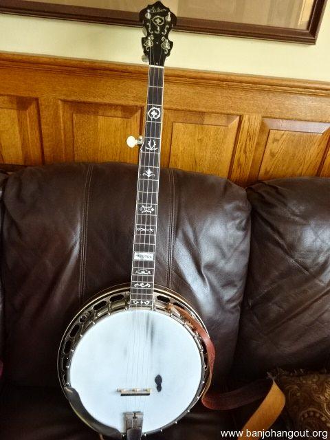 War Flathead Gibson Pre Banjo Mastertone