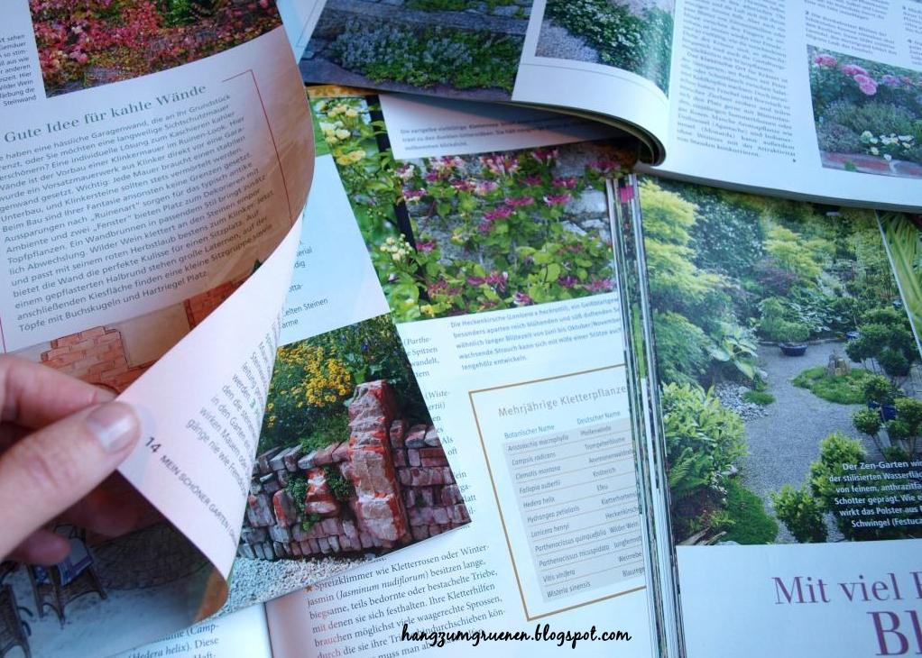 Inspiration für die Gartenplanung