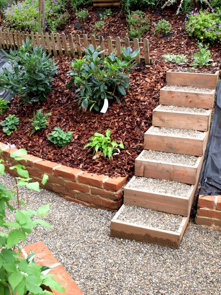 Umgestaltung Garten fertiggestellt