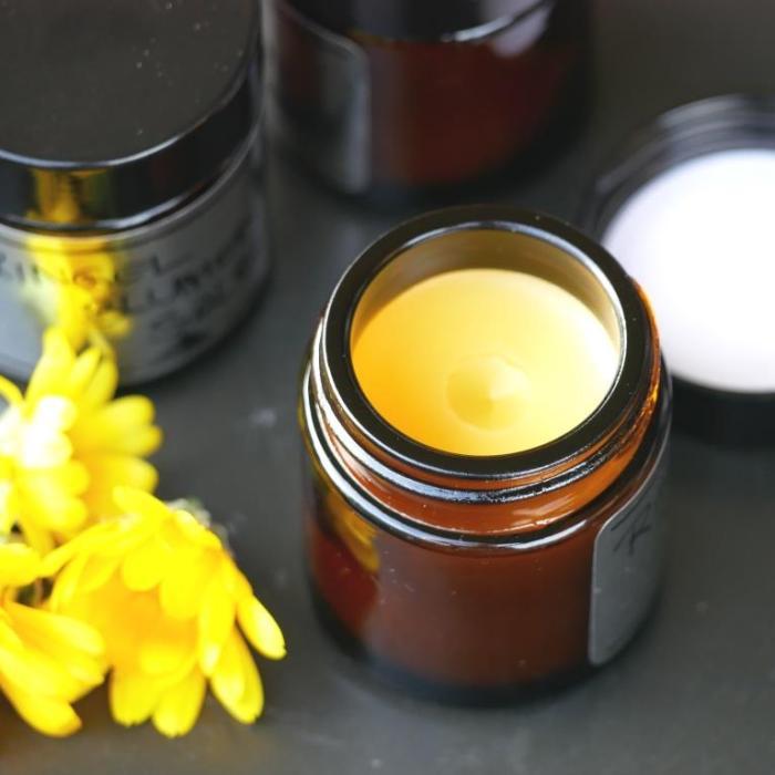 Ringelblumensalbe könnt ihr einfach selber machen