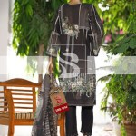 Summer Embroidered Lawn Collection Vol-1 EMB-1394 1