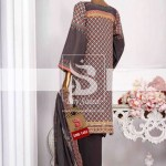 Summer Embroidered Lawn Collection Vol-1 EMB-1402 1