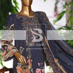 Summer Embroidered Lawn Collection Vol-1 EMB-1411 1