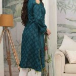 Summer Medley Lawn Printed And Embroidered Collection D-1474 B 1