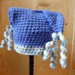 The Jester Hat by HanJan Crochet Hannah Cross crochet pattern