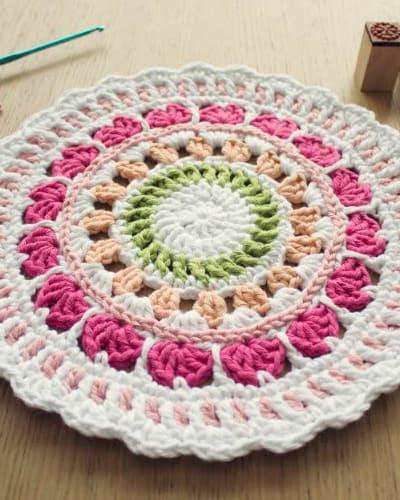 8433890c3e66c4 HanJan Crochet Flower Flip Flops Pattern in  The Pattern Pack ...