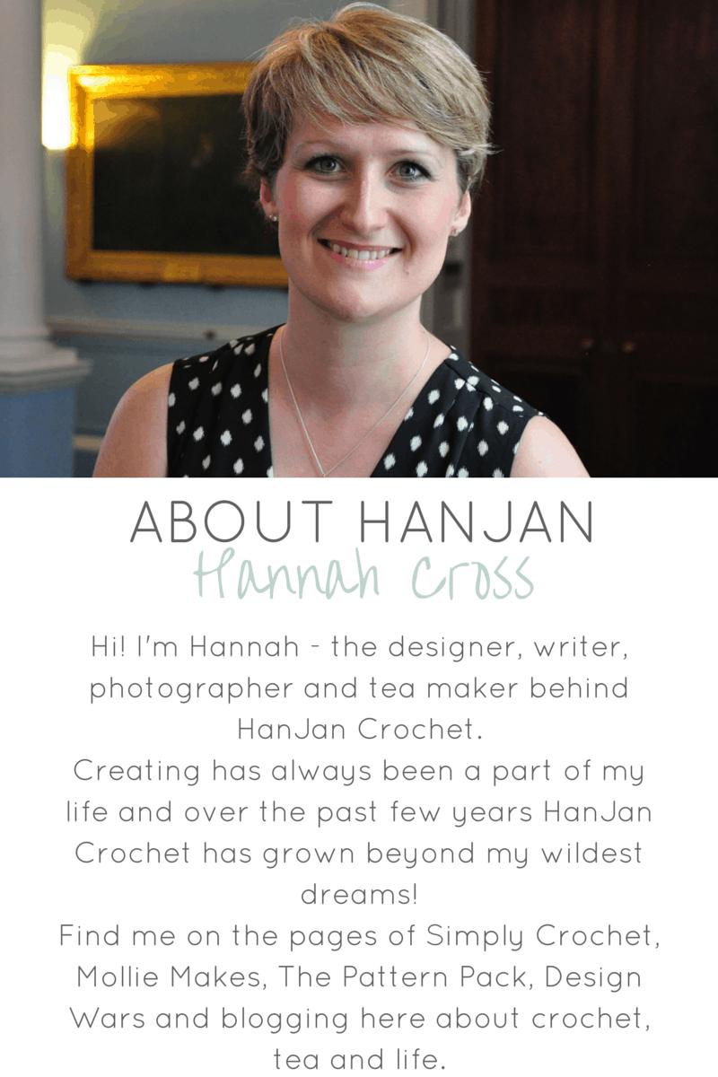 Hannah Cross HanJan Crochet Simply Crochet