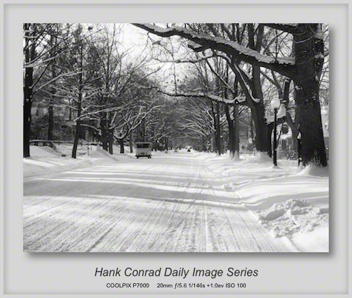 1/26/2013 Finally Snow