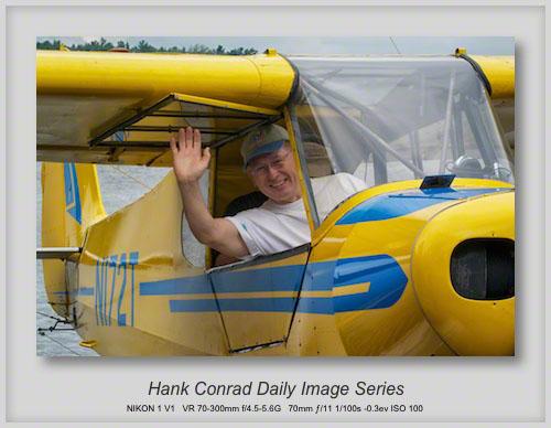 7/26/2013 Hank in a Super Cub