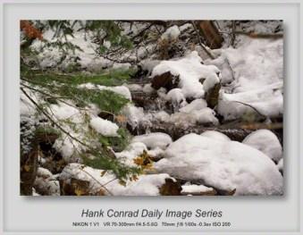 12/19/2013 Snow Melt
