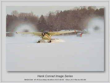 2/03/2014 Cessna 185 on Skis