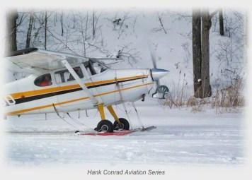 C-170 on Skis