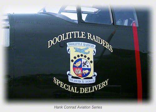 B-25 Doolittle Raiders Special Edition