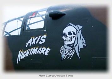 B-25 Axis Nightmare